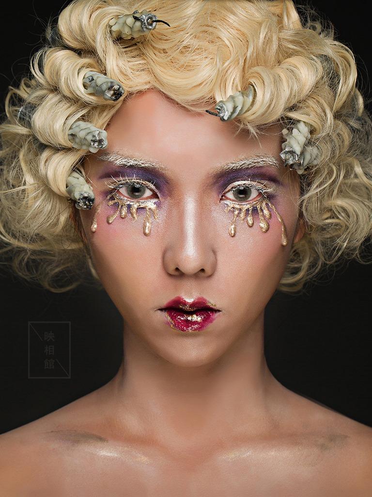 來映相館不是只有拍韓式證件照,還可量身打造專屬頭像!